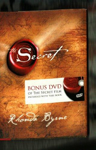 The Secret with DVD: Rhonda Byrne