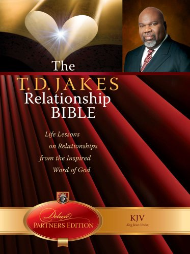9781451667806: The T.D. Jakes Relationship Bible: Life Lessons on Relationships from the Inspired Word of God