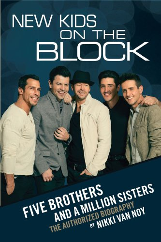 9781451667851: New Kids on the Block: Five Brothers and a Million Sisters