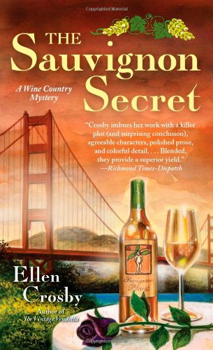 9781451669404: The Sauvignon Secret: A Wine Country Mystery (Wine Country Mysteries)