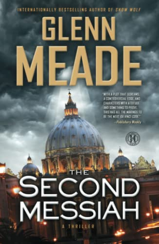 9781451669442: The Second Messiah: A Thriller