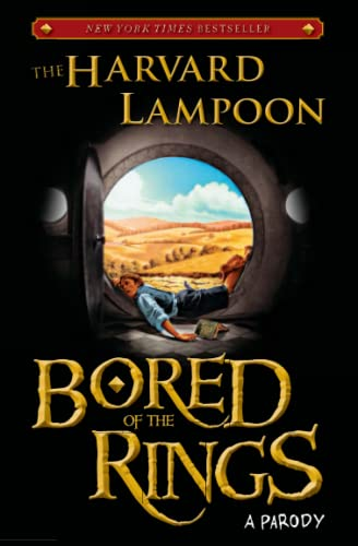 9781451672664: Bored of the Rings: A Parody