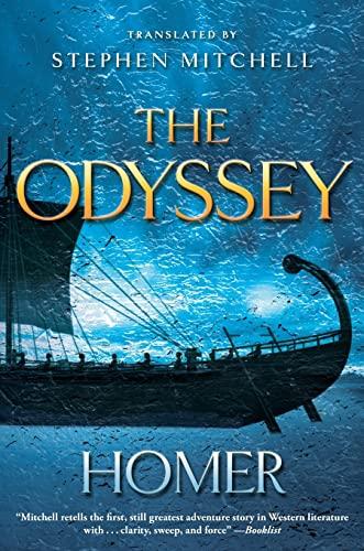 9781451674187: The Odyssey: (The Stephen Mitchell Translation)