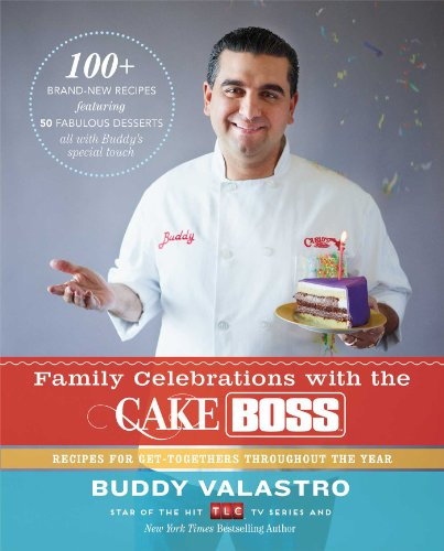 9781451674330: Family Celebrations with the Cake Boss