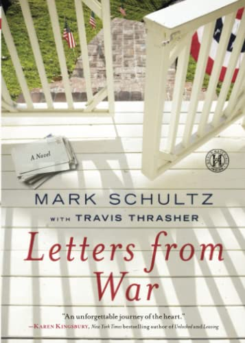 9781451674415: Letters from War: A Novel