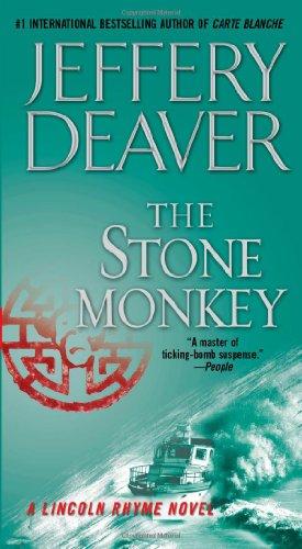 9781451675733: The Stone Monkey (Lincoln Rhyme Novels)