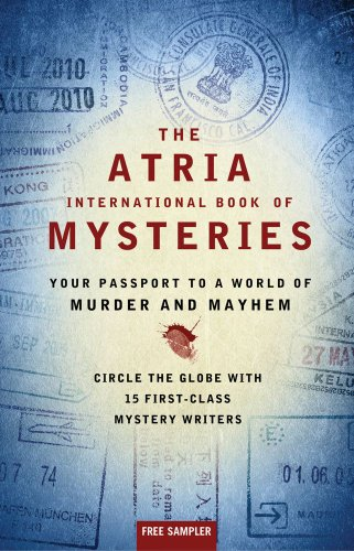 The Atria International Book of Mysteries: various