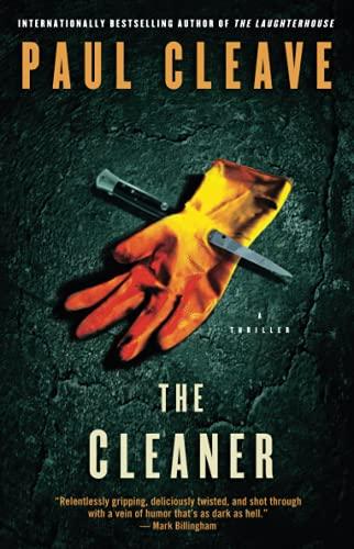 9781451677799: The Cleaner: A Thriller (Christchurch Noir Crime Series)