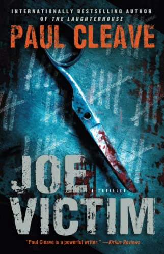 9781451677973: Joe Victim: A Thriller (Christchurch Noir Crime Series)