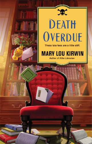 9781451684667: Death Overdue (Librarian Mysteries)