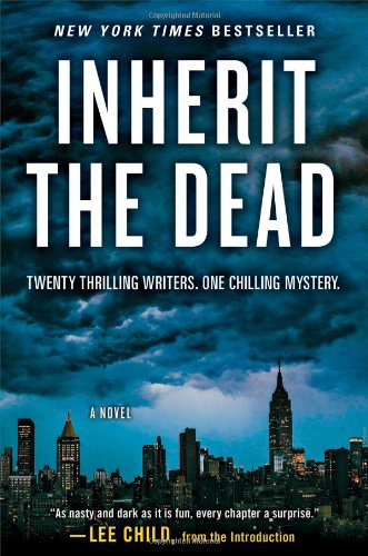 Inherit the Dead: A Novel (1451684754) by Lee Child; C. J. Box; Charlaine Harris; John Connolly; Mary Higgins Clark