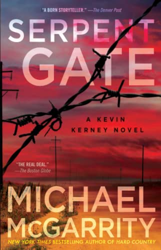 Serpent Gate (Kevin Kerney) (1451685270) by Michael McGarrity