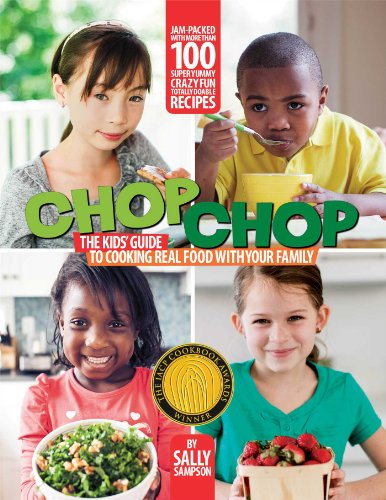 9781451685879: ChopChop: The Kids' Guide to Cooking Real Food with Your Family