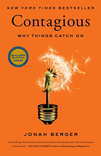 9781451686579: Contagious: Why Things Catch on