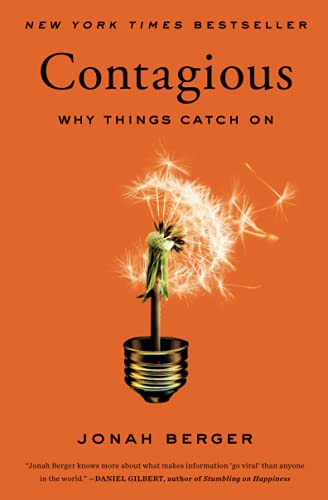 9781451686586: Contagious: Why Things Catch On