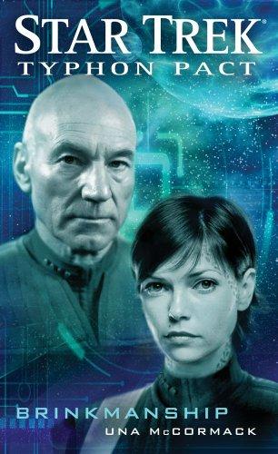 9781451687828: Typhon Pact: Brinkmanship (Star Trek)
