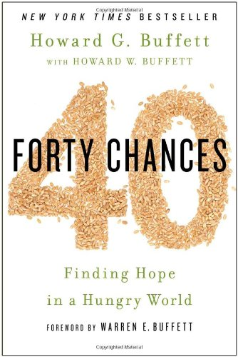 9781451687866: 40 Chances: Finding Hope in a Hungry World