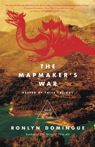 9781451688894: The Mapmaker's War: Keeper of Tales Trilogy: Book One (The Keeper of Tales Trilogy)