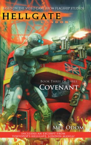 Hellgate: London: Covenant (1451691521) by Odom, Mel