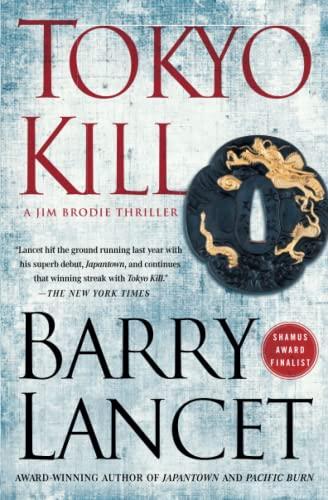 9781451691733: Tokyo Kill: A Jim Brodie Thriller (A Jim Brodie Novel)