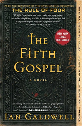 9781451694154: The Fifth Gospel: A Novel