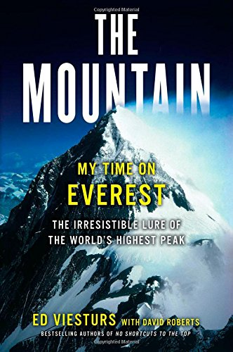 9781451694734: The Mountain: My Time on Everest