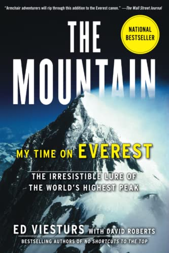9781451694741: The Mountain: My Time on Everest