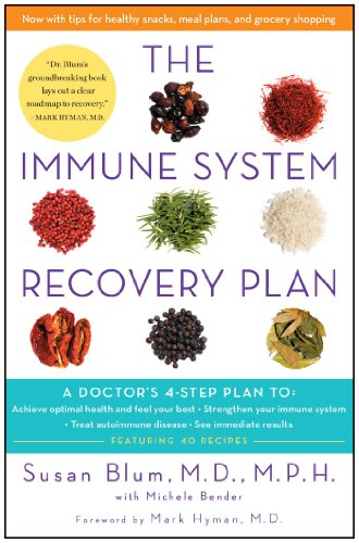 9781451694994: The Immune System Recovery Plan: A Doctor S 4-Step Plan To: Achieve Optimal Health and Feel Your Best, Strengthen Your Immune System, Treat Autoimmune