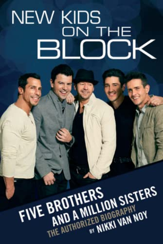 9781451695229: New Kids on the Block: The Story of Five Brothers and a Million Sisters