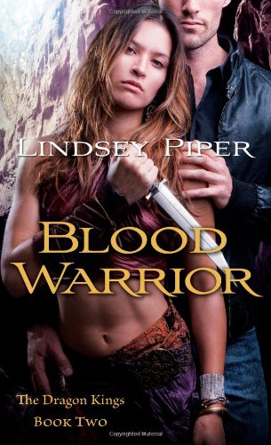 9781451695922: Blood Warrior (Dragon Kings)