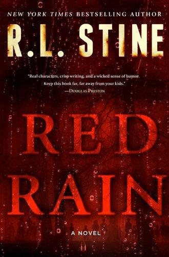 9781451697070: Red Rain: A Novel