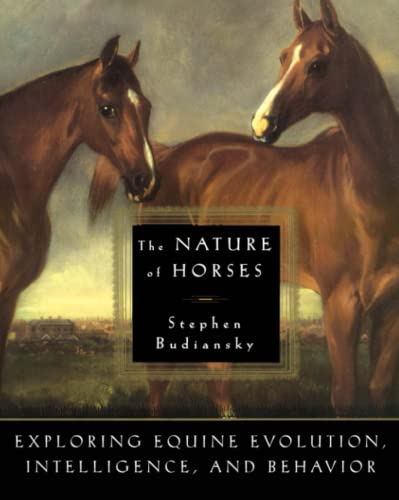 The Nature of Horses (1451697562) by Stephen Budiansky