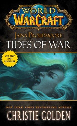 9781451697919: World of Warcraft: Jaina Proudmoore: Tides of War: Mists of Pandaria Series Book 1