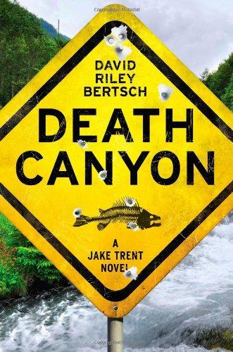 9781451698008: Death Canyon: A Jake Trent Novel