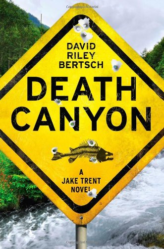 9781451698008: Death Canyon: A Jake Trent Novel (Jake Trent Novels)