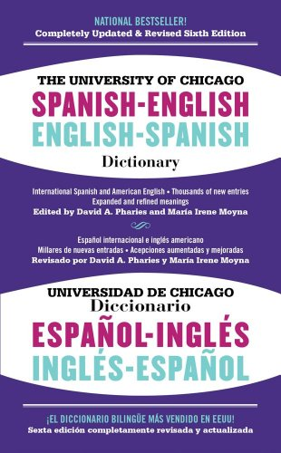 The University of Chicago Spanish-English Dictionary: The University of