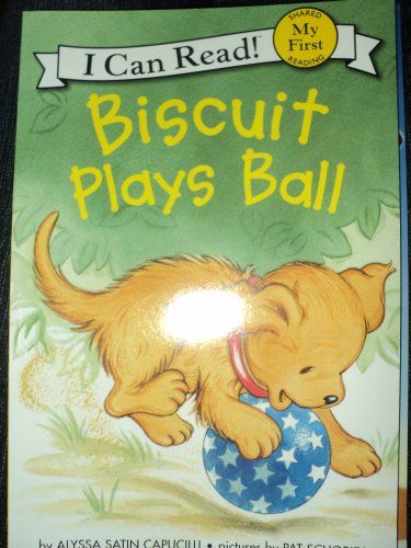 9781451722932: Biscuit Plays Ball