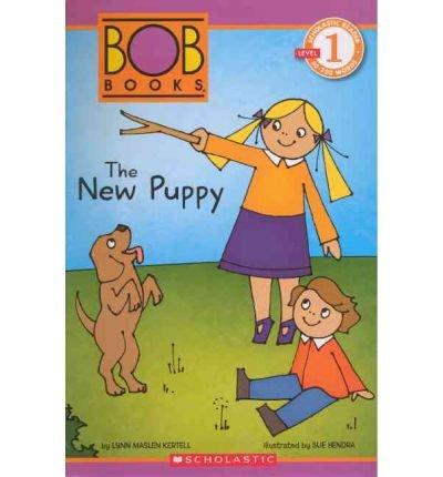 9781451731705: Bob Books: The New Puppy