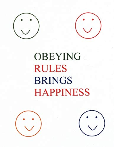 Obeying Rules Brings Happiness: Arline Seibert Marcotte