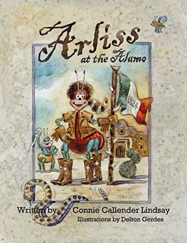 Arliss at the Alamo: Connie Callender Lindsay