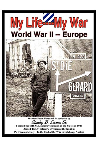 9781452017082: My Life- My War- World War II - Europe