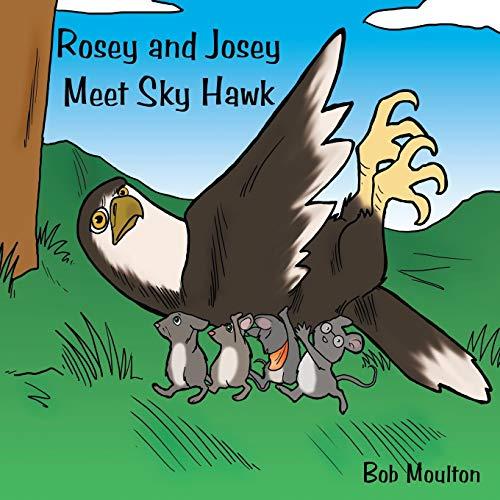 Rosey and Josey Meet Sky Hawk: Bob Moulton