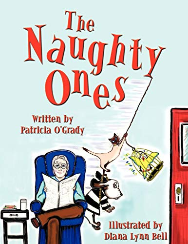 9781452025025: The Naughty Ones