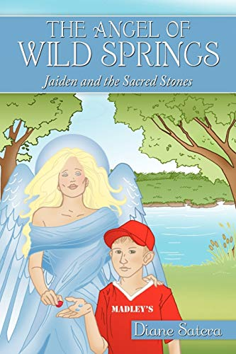9781452034614: The Angel of Wild Springs: Jaiden and the Sacred Stones