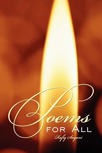 Poems for All: Rafiq Sayani