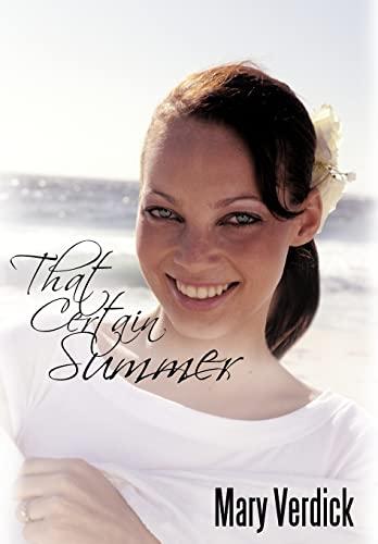9781452047423: That Certain Summer