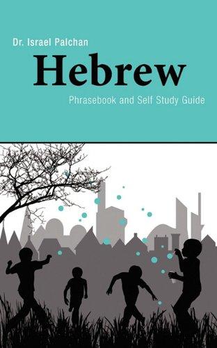 9781452053578: Hebrew: Phrasebook & Self-Study Guide