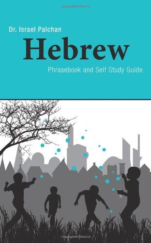 9781452053592: Hebrew: Phrasebook & Self-Study Guide