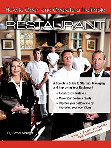 9781452061153: How to Open and Operate a Profitable Restaurant