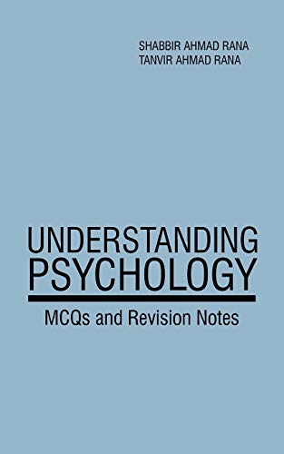 9781452068626: Understanding Psychology: McQs and Revision Notes
